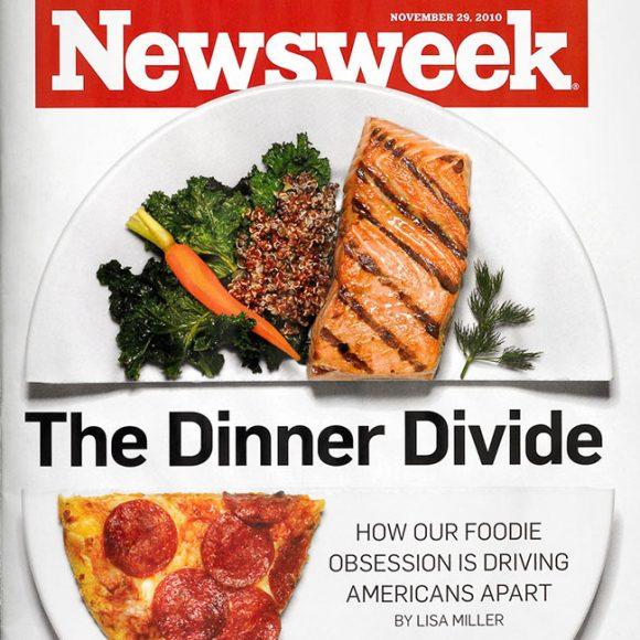 Newsweek cover photo
