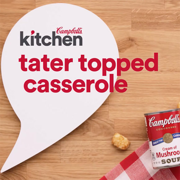 Campbell's soup instructional videos