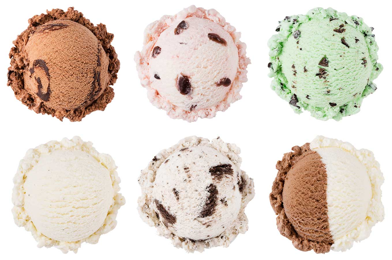 ice cream James Worrell